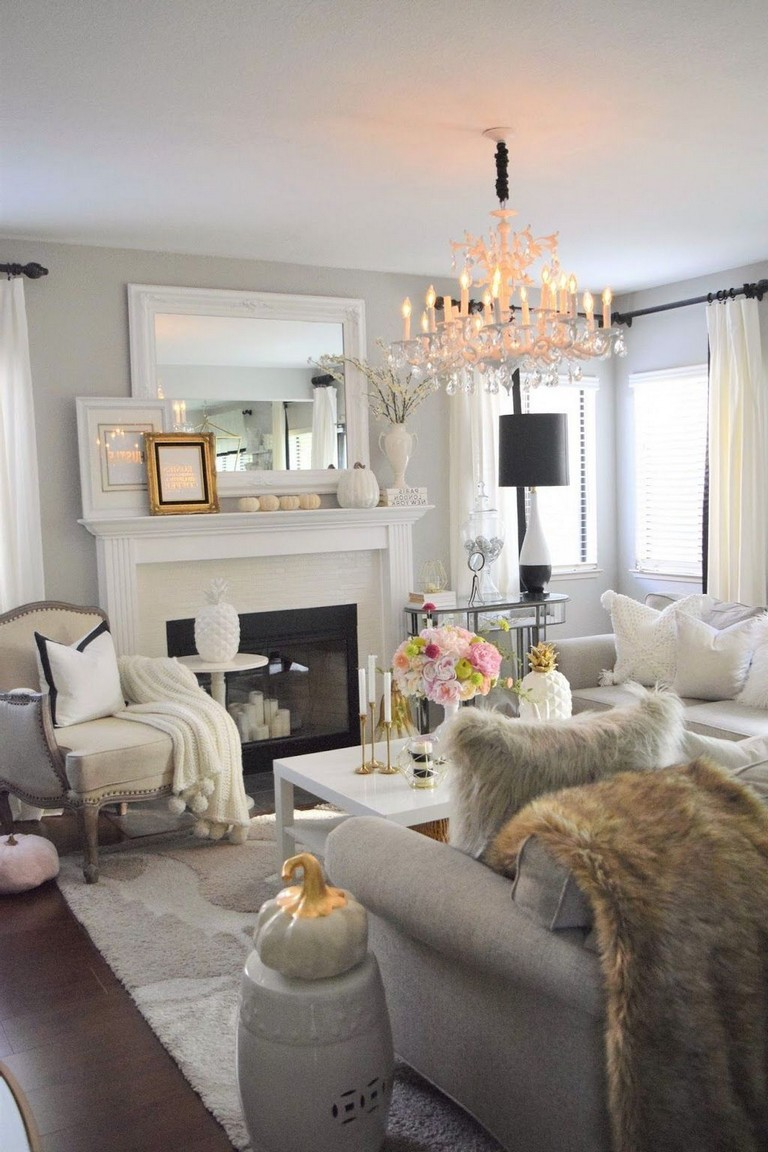 43+ Awesome Clean And Fresh Small Living Room Decorating ...
