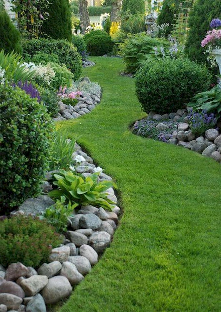 58+ Beautiful Ideas For Backyard Landscaping - Page 12 of 59