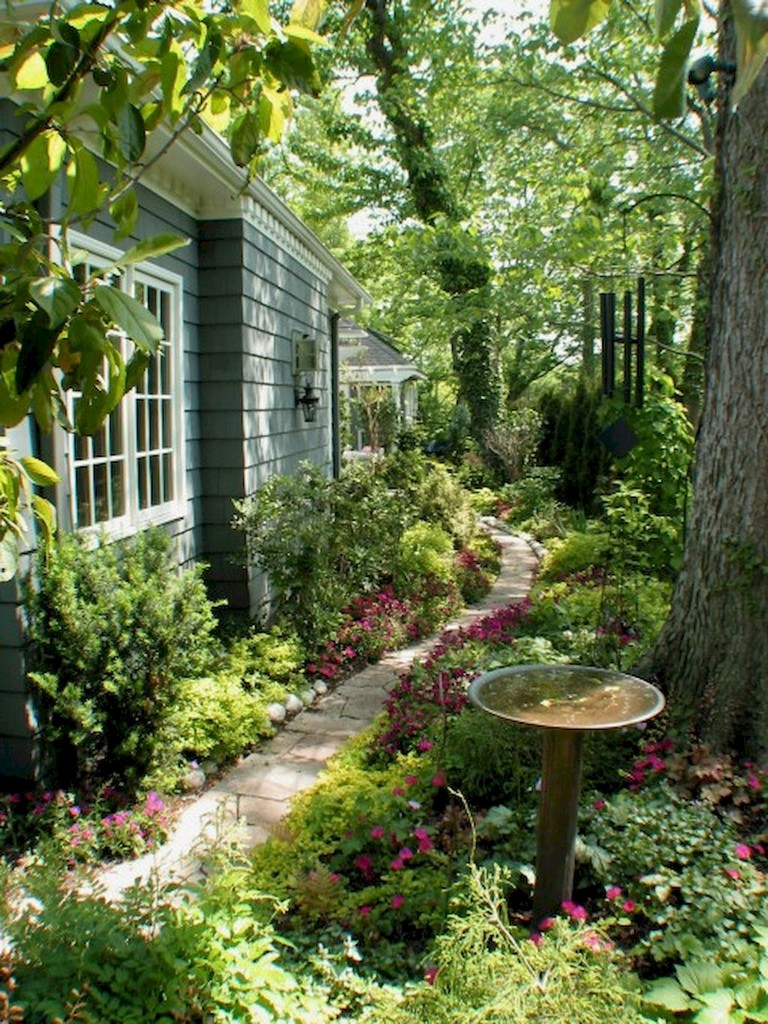 60  beautiful backyard garden path  u0026 walkway ideas on a budget