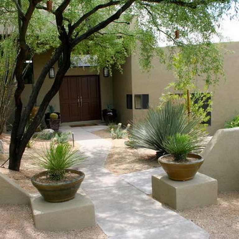 70+ Stunning Low Maintenance Front Yard & Backyard ... on Low Maintenance:cyizg0Gje0G= Backyard Design  id=99789