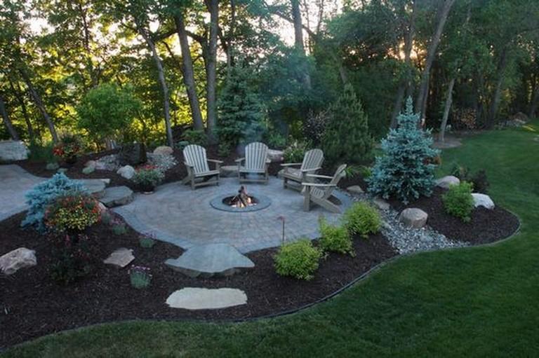 70+ Stunning Low Maintenance Front Yard & Backyard ...