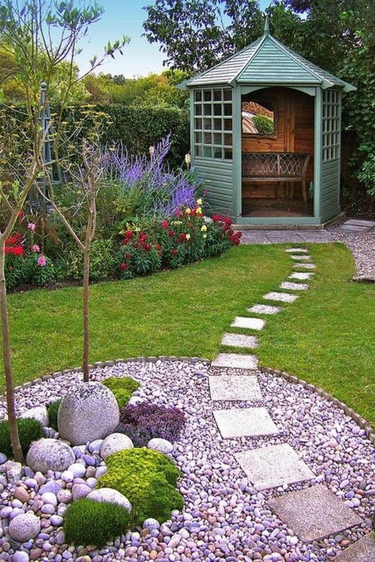 45 Easy And Low Maintenance Front Yard Landscaping Ideas