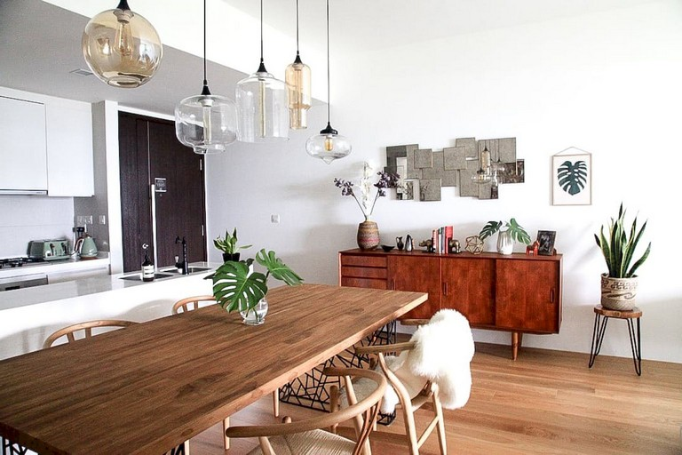 125+ Inspiring Small Clean First Apartment Dining Room Ideas