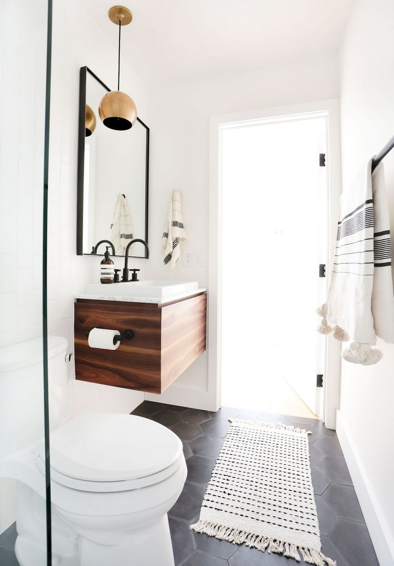 Looking For Small Bathroom Ideas? A Small Bathroom Can Be Stylish,  Practical And, With The Right Know How, Space Efficient. Make A Small  Bathroom Look ...