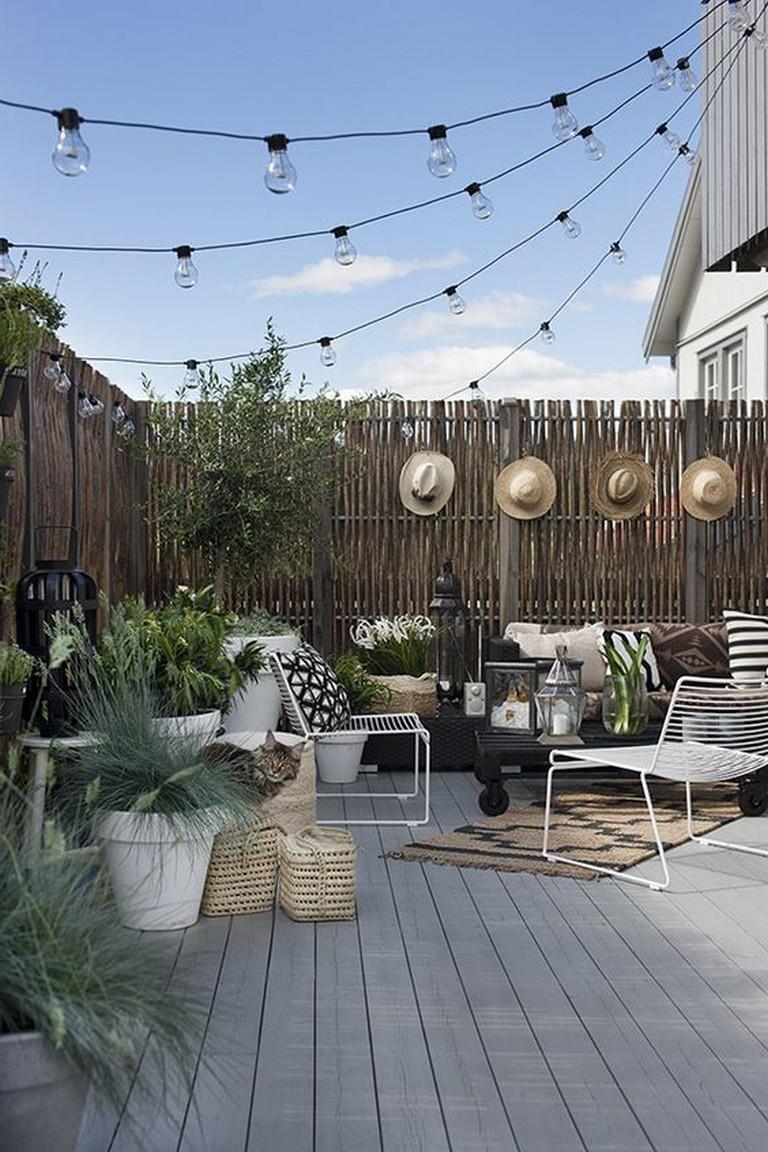 48 Marvelous Cozy Patio Design Ideas