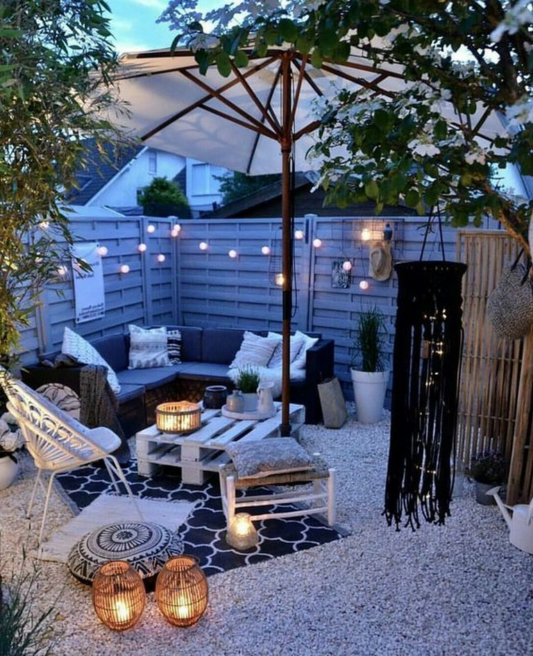 48+ Marvelous Cozy Patio Design Ideas - Page 5 of 50 on Patio Remodel Ideas id=78997