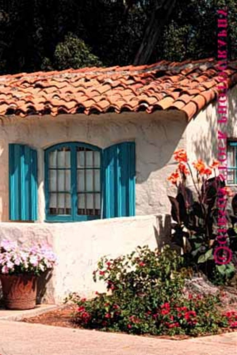 38+ Awesome Spanish Style Exterior Paint Colors You Will Love