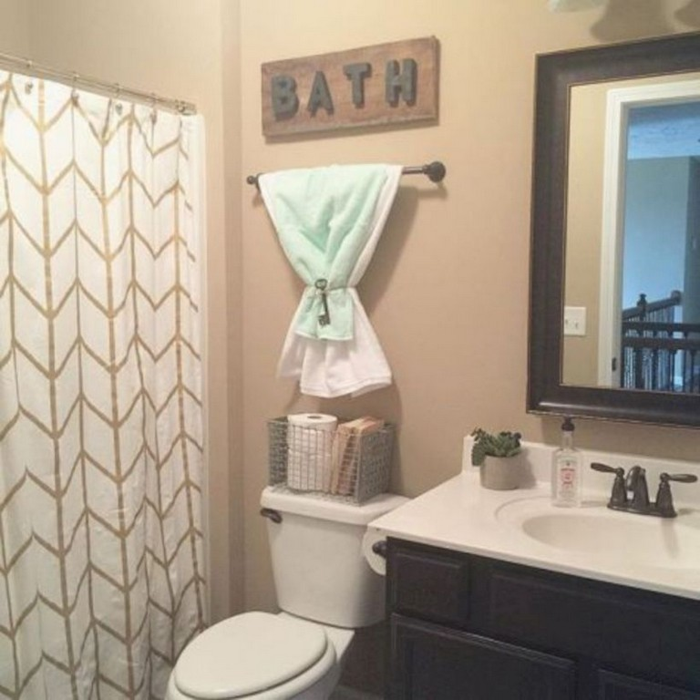 50 Best Small Bathroom Ideas On A Budget